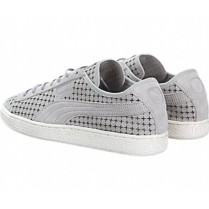 Fokfz Courtside Perf Puma Sneakers Taille43 Suede 8lvtyp UFgZwv