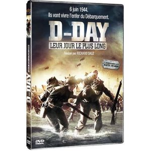 DVD FILM DVD D-day leur jour le plus long