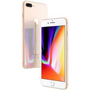 SMARTPHONE iPhone 8 Plus 64 Go Or Reconditionné - Très bon Et