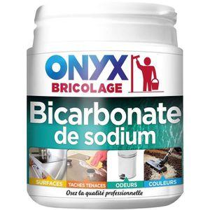 BICARBONATE DE SOUDE Bicarbonate de sodium alimentaire Onyx - Boîte 500