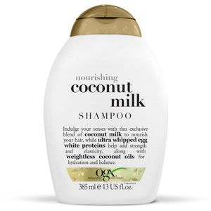 SHAMPOING OGX shampoing Lait de coco 385 ml