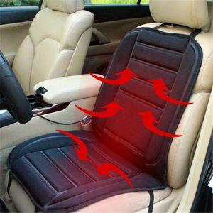 COUSSIN - MATELAS DE SOL Coussin de siège de voiture universel chauffant 12