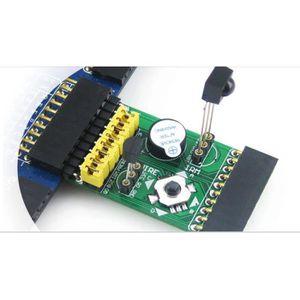 CARTE MÈRE Moduel récepteur infrarouge+Capteur de température