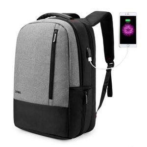 Sacoche pour ordinateur portable Wall Street Business Sac à dos Sac à dos pour randonnée vélo 29 L