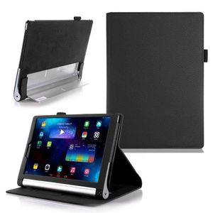 HOUSSE TABLETTE TACTILE Etui Housse Cuir pour Lenovo Yoga Tablet 2 Pro 13.