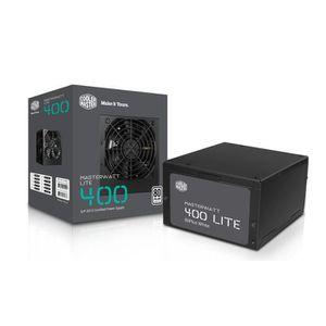 ALIMENTATION INTERNE COOLER MASTER Alimentation PC MasterWatt Lite 400