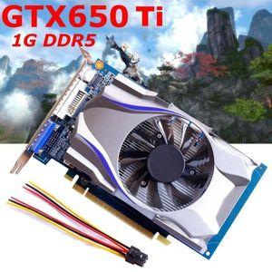 CARTE GRAPHIQUE INTERNE Carte graphique GTX650Ti 1 Go GDDR5 128Bit HDMI 50