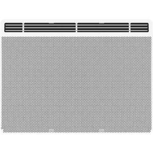 RADIATEUR ÉLECTRIQUE Panneaux Rayonnant 6 ordres SAS LCD 1000W - Cayenn