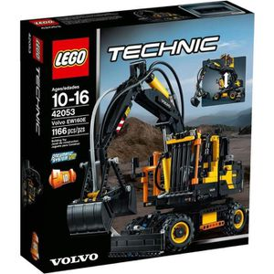ASSEMBLAGE CONSTRUCTION LEGO® Technic 42053 Volvo EW160E
