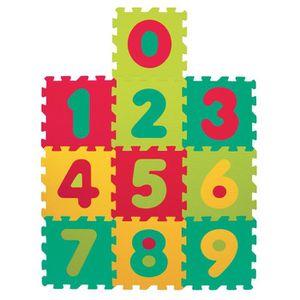 TAPIS - DALLES DE PARC LUDI – Tapis de sol épais et jouet Éducatif – 1053