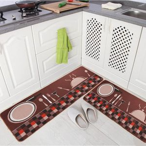 tapis de cuisine achat vente tapis de cuisine pas cher cdiscount. Black Bedroom Furniture Sets. Home Design Ideas