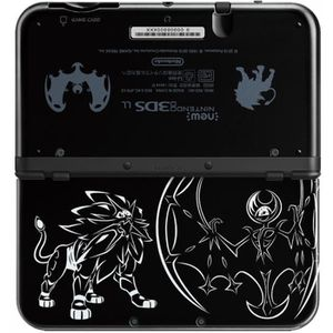 CONSOLE NEW 3DS XL New 3DS XL edition Pokemon Lune/Soleil