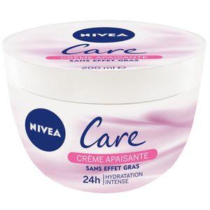 SOIN MAINS ET PIEDS NIVEA CARE SENSITIVE Crème pour les mains nourriss