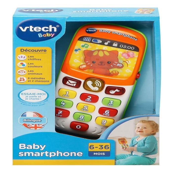 Mon premier smartphone jeu éducatif
