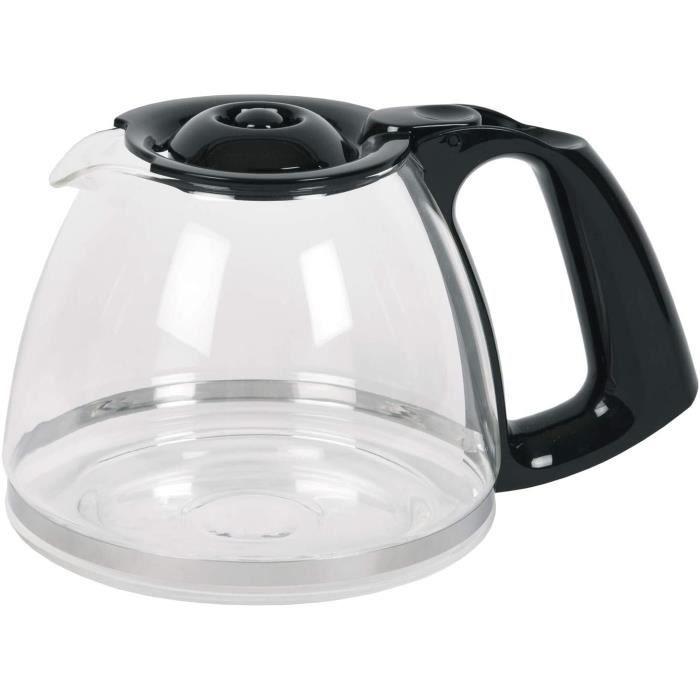 CAFETIERE nex Verseuse Noire 15 Tasses Compatible avec Cafetiegravere Subito Principio Delfini Plus Reacuteveil Cafeacute Access16