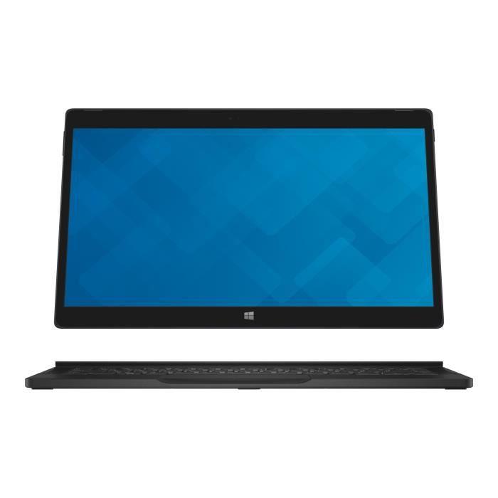 """Dell Latitude 7275 Tablette avec clavier détachable Core m5 6Y57 1.1 Ghz Win 10 Pro 64 bits 4 Go Ram 128 Go Ssd 12.5"""" écran..."""