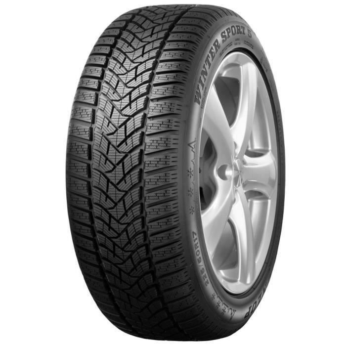 Dunlop Winter Sport 5 225-60 R17 103 V - Pneu auto 4X4 Hiver