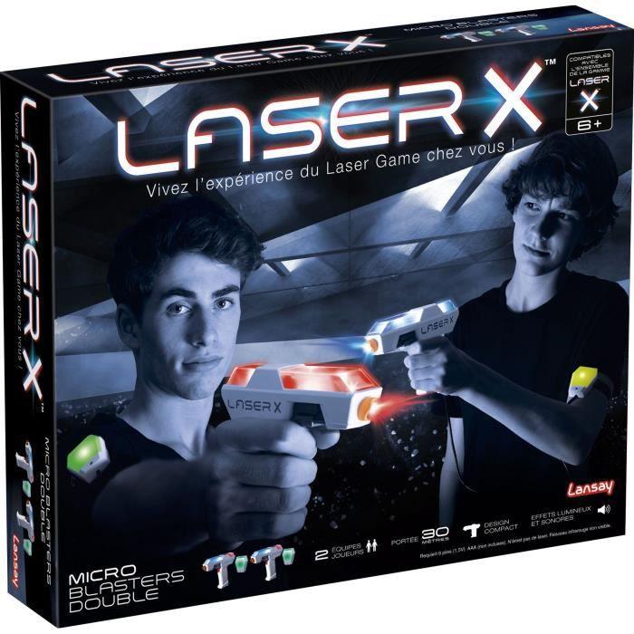 LANSAY Laser X Micro Double - Laser game