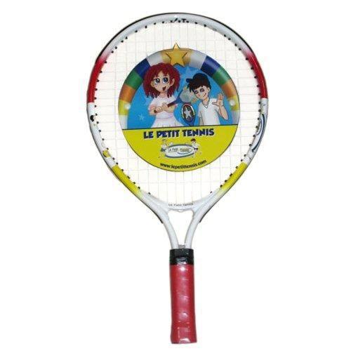 Raquette Le Petit Tennis 43cm pour enfant de 3 à 4 ans (17 pouces)