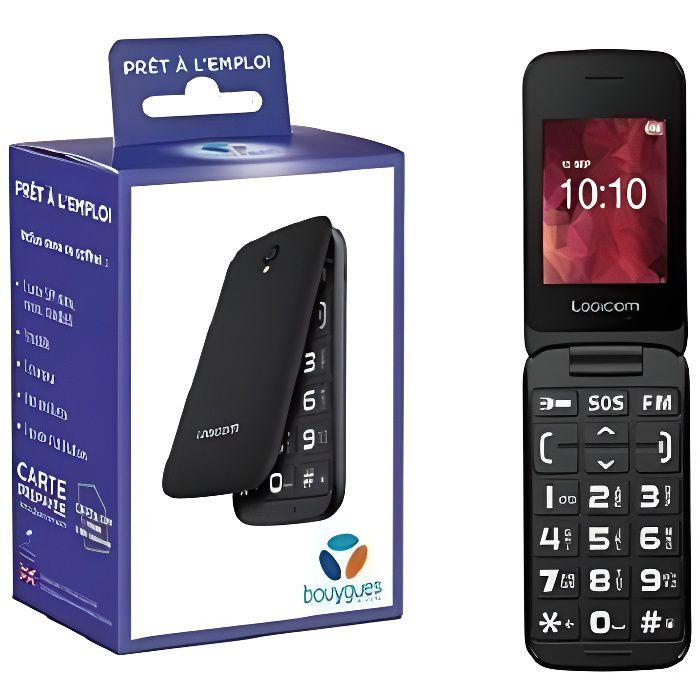 PACK TÉLÉPHONE BOUYGUES LOGICOM L248