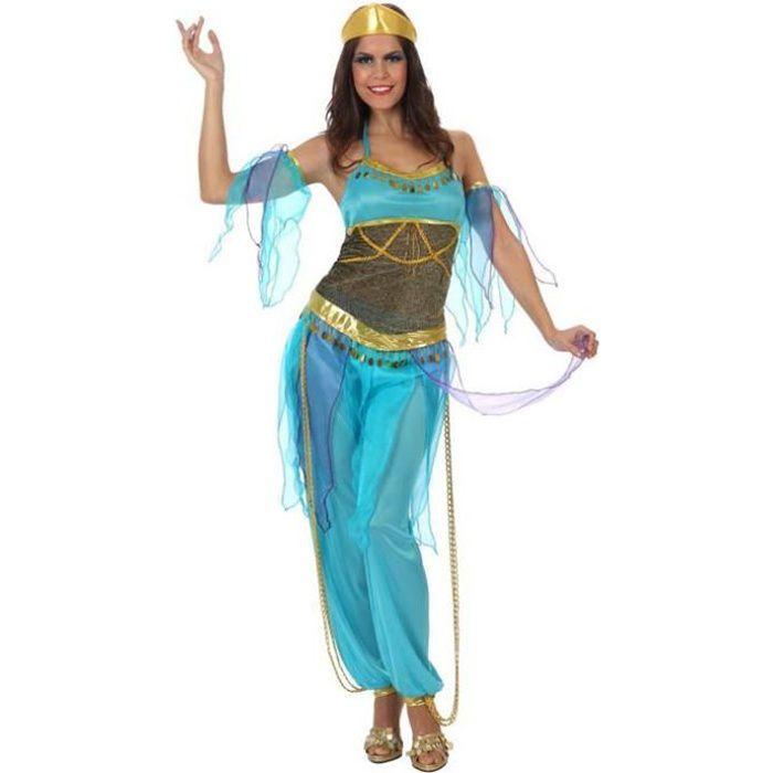 Déguisement de danseuse oriental...