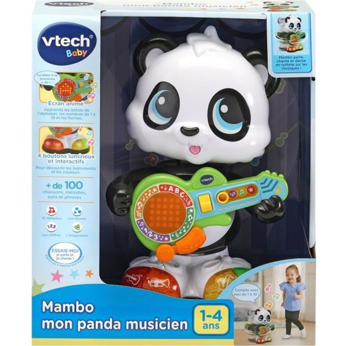 Vtech baby - Mambo mon panda musicien