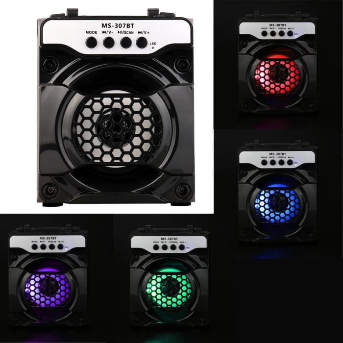 Led Sans Fil Bluetooth Portable Sport-président Super Basswith Radio Usb - Tf Aux Fm Liy70703004_1909