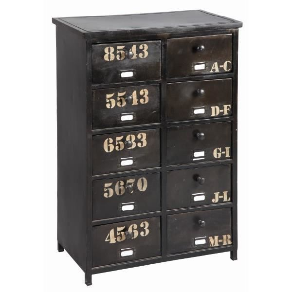 meuble de rangement atelier achat vente buffet bahut meuble de rangement atelier cdiscount. Black Bedroom Furniture Sets. Home Design Ideas