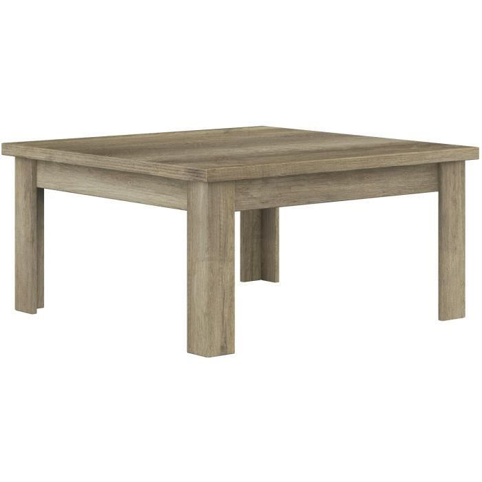 Table basse collection eclat bois achat vente table basse table basse col - Tables basses cdiscount ...