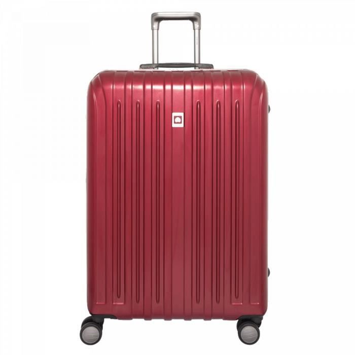 Valise rigide vavin s curit delsey rouge77 cm achat for Cabine del torrente francese