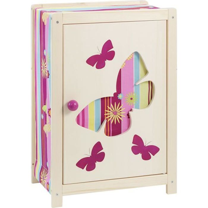 howa armoire poup es butterfly 1605 achat vente. Black Bedroom Furniture Sets. Home Design Ideas