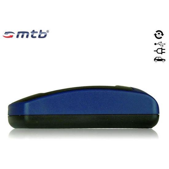 DX205 //VP-D381 DX200 IA-BP80W für Samsung SC-DX105 D381i USB Akku-Ladegerät