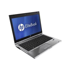 Un achat top PC Portable  HP EliteBook 2560p - Core i5 2540M / 2.6 GHz - Wi… pas cher