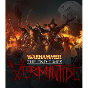 JEU PC Warhammer The End Times Vermintide Jeu PC
