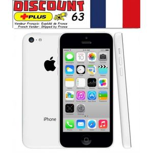 SMARTPHONE APPLE iPhone 5C 8GB Blanc