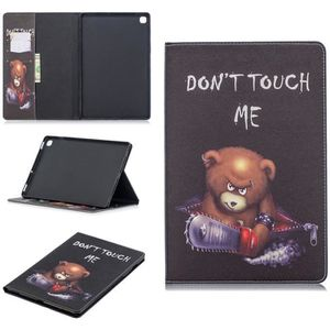 HOUSSE TABLETTE TACTILE Coque Samsung Galaxy Tab S5e - Léger PU Cuir Antic