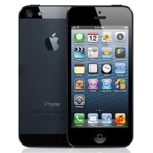 SMARTPHONE Apple iPhone 5 déverrouillé Smartphone 4G LTE 3G W