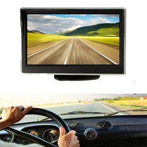 RADAR DE RECUL Moniteurs New HD TFT LCD 5,0 pouces Rearview voitu