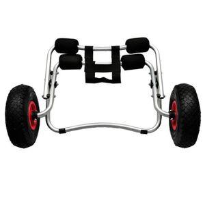 CHARIOT DE MARCHÉ Chariot pour kayak Aluminium-QIM