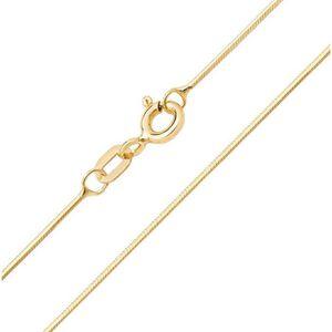 CHAINE DE COU SEULE Chaine Serpent Femme Or 375-1000 - 46cm 35668