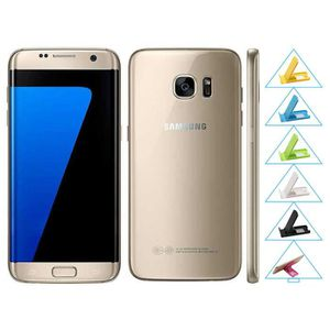 SMARTPHONE D'or Samsung Galaxy S7 Edge G935F 32GB occasion dé