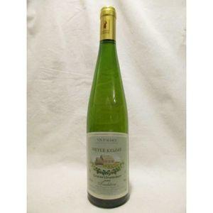 VIN BLANC gewurztraminer meyer-krumb tradition blanc 2009 -