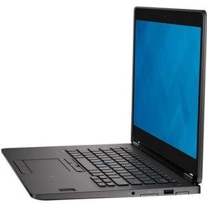 Vente PC Portable Dell Latitude E7470 - Ultrabook - Core i5 6300U - 2.4 GHz - Win 10 Pro 64 bits - 8 Go RAM - 256 Go SSD pas cher