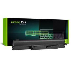 BATTERIE INFORMATIQUE Green Cell® Batterie pour Asus K53E-BBR14 K53E-BBR