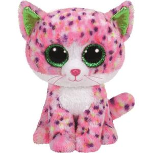 PELUCHE TY - BEANIE BOO'S Peluche Sophie Chat 23cm