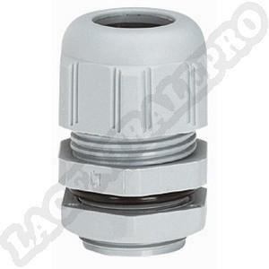 sourcing map 6Pcs presse-/étoupe housse imperm/éable PG9 joint avec d/écharge traction 4-8mm/Ø
