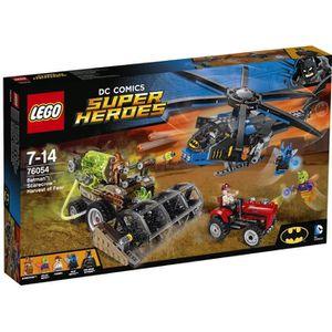 ASSEMBLAGE CONSTRUCTION LEGO® DC Comics Super Heroes 76054 - Batman™ : La