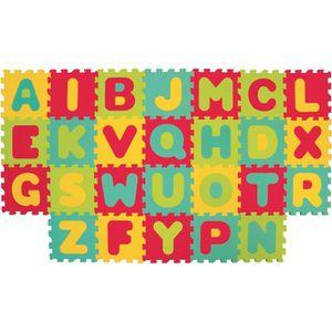 TAPIS ÉVEIL - AIRE BÉBÉ LUDI – Tapis de sol épais et jouet Éducatif – 1054