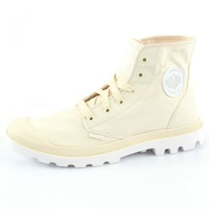 BASKET PALLADIUM Bottines Blanc Hi - Homme - Blanc