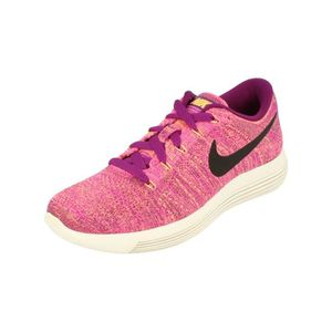 CHAUSSURES DE RUNNING Nike Femme Lunarepic Low Flyknit Running Trainers